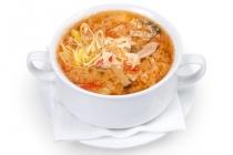 Острый суп